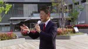野村友昭さんの挑戦に心から敬意を表し、全力で応援します