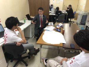 野村候補に却下されたアンケート回答案