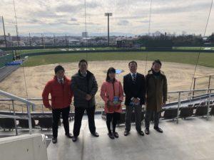 南大阪の野球の聖地に!
